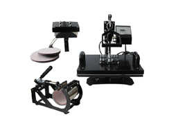 Cheap Combo Heat Press Machine 5IN1-3