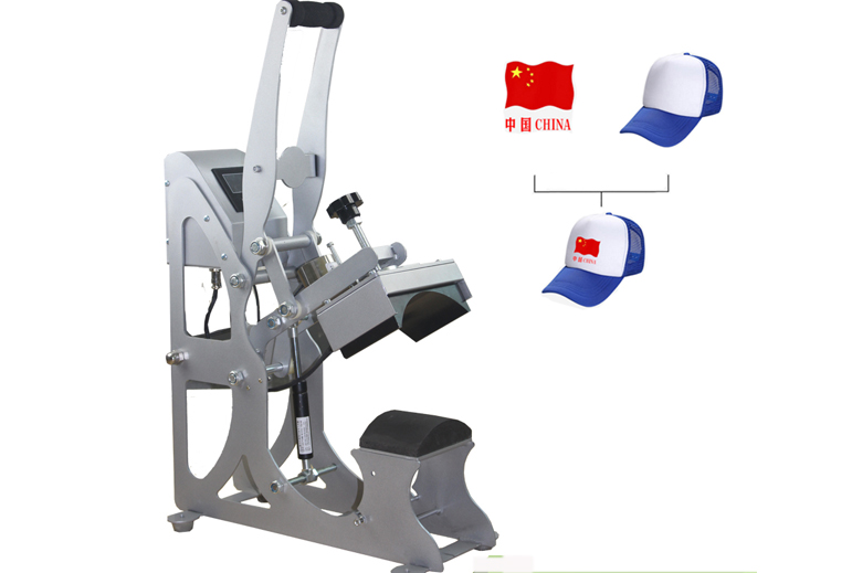2in1 Auto Open Cap Press