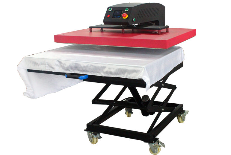 New Electric Auto Large Format Heat Press
