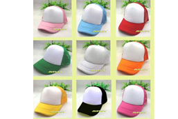 Colorful Polyester Mesh Cap