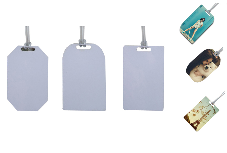 Sublimation MDF Board for Luggage Tag