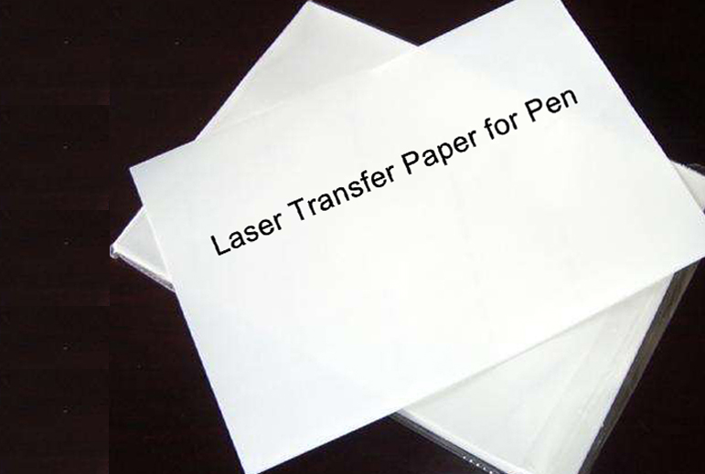 Laser Transfer Paper for Pen